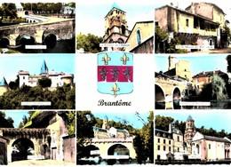 LOT N°1186 - LOT DE 45 CARTES DE BRANTOME - Brantome