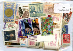 Lot 300 Timbres Tous Pays Neuf - Timbres