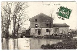 SECHAULT (08) - Le Moulin à Eau - Ed. Tribut - Other Municipalities