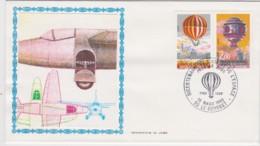 Enveloppe Centenaire De L'Air Et De L'Espace - Le Bourget 19 Mars 1983 - - Cartes-Maximum