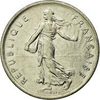 Monnaie, France, Semeuse, 5 Francs, 1992, Paris, TB+, Nickel Clad Copper-Nickel - France