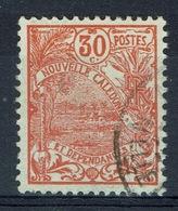 New Caledonia, Harbour Of Nouméa, 1922, VFU - Sonstige