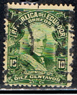 ECUADOR 145 // YVERT 239 (perforé) // 1925 - Equateur