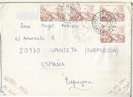 ARGELIA CC A ESPAÑA VISTAS CIUDAD - Argelia (1962-...)