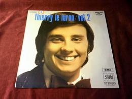 THIERRY LE LURON  °   VOLUME 2 - Humour, Cabaret