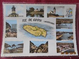 CPSM GF - Ile De Groix - Multi-Vues - Groix