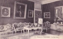 THENISSEY - Château - Le Petit Salon - France