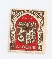Colonies Françaises ALGERIE LOT 211514 (O) IDENTIQUE AU SCAN . - Algeria (1924-1962)