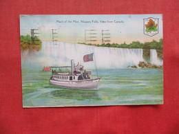 Maid Of The Mist    Ontario > Niagara Falls   Ref 3203 - Chutes Du Niagara
