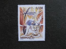 Monaco:  TB N°2820 Neuf XX . - Neufs