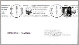 CONGRESO INT. DE MINERIA Y METALURGIA - International Mining Congress. Gijon, Asturias, 1988 - Minerales