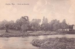 Seltene ALTE  AK   KONITZ - Chojnice / Westpr. - Partie Am Konvikt -  1910 Ca. - Westpreussen
