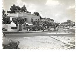 16-BARBEZIEUX- Une Vue Animée Du Restaurant *LE CHANZY*-Carrefour Du Boulevard Chanzy - France