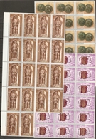 1968  EDIFIL 1871/3 18 SERIES COMPLETAS SIN FIJASELLOS - 1931-Hoy: 2ª República - ... Juan Carlos I
