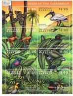 ANTIGUA & BARBUDA, 2000 The Stamp Show 2000, London M/s Of 8v MNH - Exposiciones Filatélicas