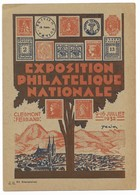 ENTIER-POSTAL-2-EXPOSITION-PHILATELIQUE-1932 - Other Collections