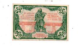 Béziers -cinquante Centimes-voir état - Handelskammer