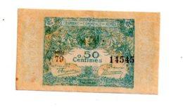 Nimes -cinquante Centimes-voir état - Chambre De Commerce