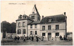 51 VENTELAY - La Mairie - Autres Communes