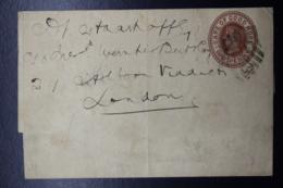 Cape Of Good Hope Newspaper Wrapper To London - Südafrika (...-1961)