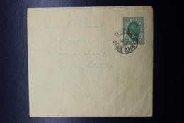 Cape Of Good Hope Newspaper Wrapper W1A Capetown -> German Southwest Africa - Südafrika (...-1961)