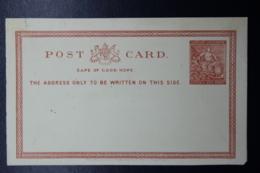 Cape Of Good Hope Postcard HG 1 122:74 Mm - Südafrika (...-1961)