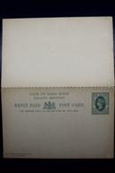 Cape Of Good Hope Paid Reply  Postcard HG6 - Südafrika (...-1961)