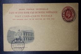 Cape Of Good Hope Postcard P19a Capetown - Witten  1903 - Südafrika (...-1961)