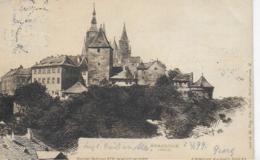AK 0177  Prag - Hradschin / K.ünstler Radierung Um 1899 - Tschechische Republik