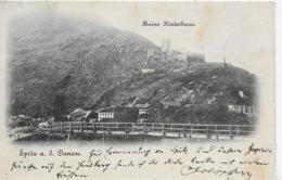 AK 0177  Spitz An Der Donau - Ruine Hinterhaus / Verlag Riether Um 1901 - Wachau