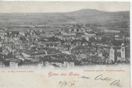 AK 0177  Gruss Aus Brüx ( Most )  - Verlag Max Um 1898 - Tschechische Republik