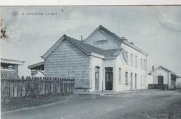 Chaineux , ( Herve ) , La  Gare ; SBP ,n° 9 - Herve