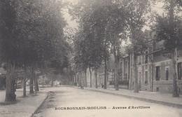 03 - Moulins - Avenue D'Arvilliers - Moulins