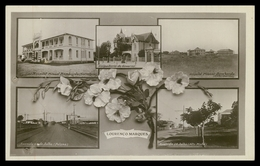 LOURENÇO MARQUES- HOSPITAIS -Hospital Miguel Bombarda E Avª 24 Julho (Ed. J. Fernandes Moinhos) Carte Postale - Mozambique
