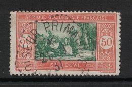 Senegal - Yvert 82 Oblitéré CROISEUR PRIMAUGUET - Scott#105 - Usados