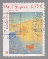 France 2003, MI 3726, USED PAUL SIGNAC,LA BOULE ROUGE - France