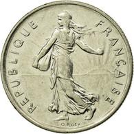 Monnaie, France, Semeuse, 5 Francs, 1993, Paris, TTB, Nickel Clad Copper-Nickel - France