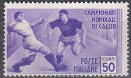 ITALIA - 1934 -  Yvert 341 Nuovo Senza Gomma. - 1900-44 Victor Emmanuel III.
