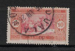 Senegal - Yvert 57 Oblitéré DUALA (Cameroun) - Scott#84 - Senegal (1887-1944)