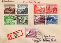 ALLEMAGNE 1939 FDC - Duitsland
