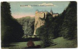 Madave - Le Château (façade Postérieure) - Modave