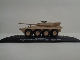 "Véhicule B1 CENTORO - Reggimento "" Nizza Cavalleria (1°) Egypt - 2002  - 1/72- Neuf - Altaya - Voitures, Camions, Bus"