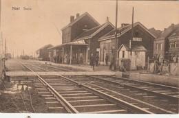 Niel : De Statie ;  Station , Gare Avec Train - Niel