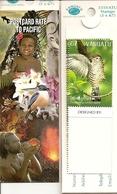 VANUATU,1999, Booklet 6, Bird, Cuckoo - Vanuatu (1980-...)