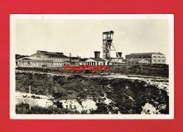 57 Moselle MERLEBACH Puits Reumeaux Mines - France