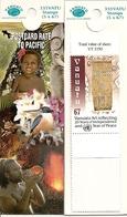 VANUATU,2000, Booklet 7, 20th Anniversary Independence - Vanuatu (1980-...)