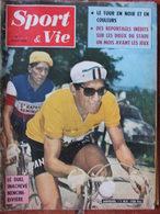 Revue Sport Et Vie N°51 (août 1960) Tour De France - Dieux Du Stade Avant Les Jeux - Books, Magazines, Comics