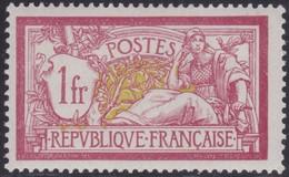 France  .  Yvert    .   121.   .     *     .      Neuf  Avec  Charniere    .   /   .   Mint-hinged - France