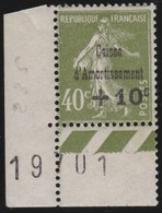 France  .  Yvert    .     275   ( 2 Scans )    .     *     .      Neuf  Avec  Charniere    .   /   .   Mint-hinged - Francia