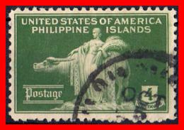 FILIPINAS -  PHILIPPINE (ASIA) SELLO 1935 PREVIOUS STAMPS IN VARIOUS SIZES (SIZES IN MILLIMETRES) - Philippines